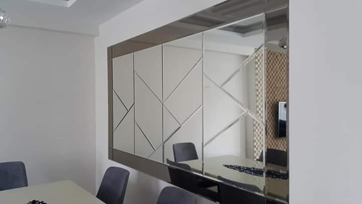 Efor Cam & Ayna - Yemek Odası Cam İşlerimiz