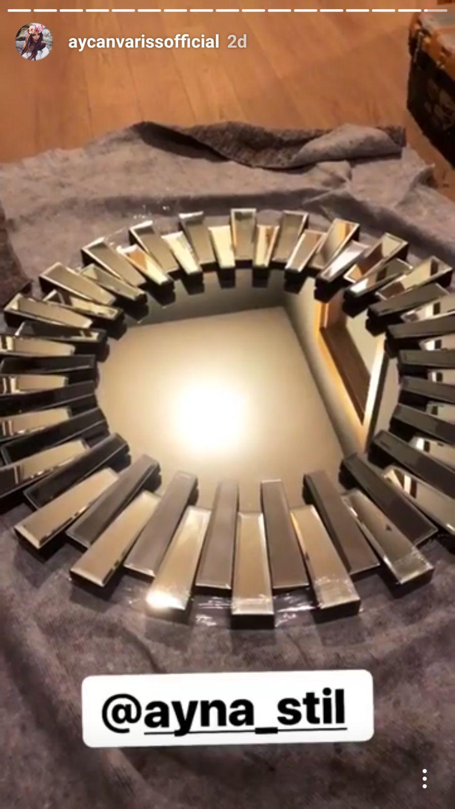 Efor Cam & Ayna - Monreal Yuvarlak Ayna İşlerimiz