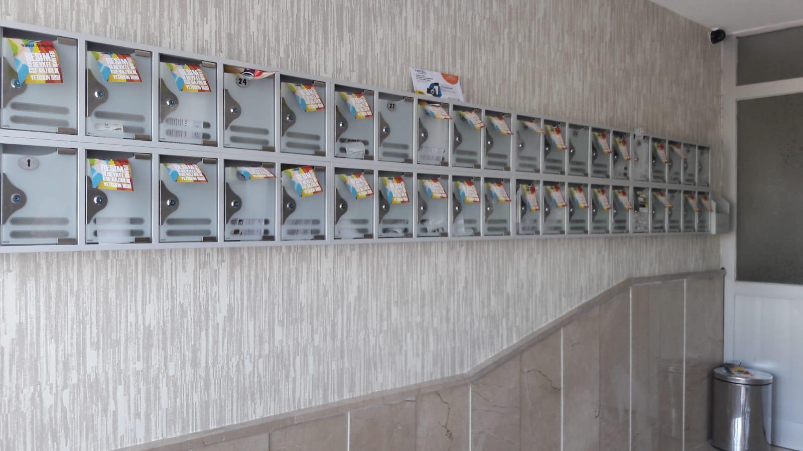 Efor Cam & Ayna - Cam Posta Kutuları İşlerimiz