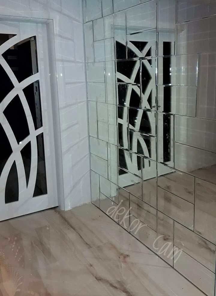 Efor Cam & Ayna - Apartman Girişi Cam iİşlerimiz