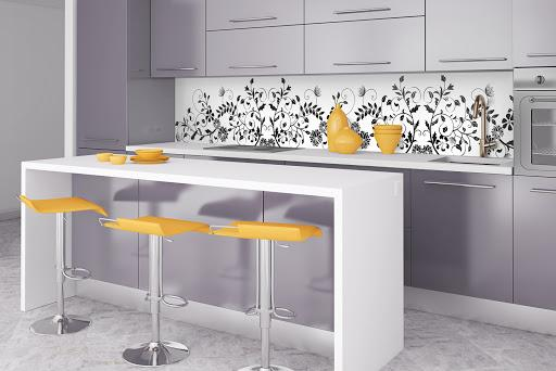 Mutfak Tezgah Arası Modelleri - Efor Cam & Ayna