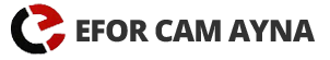 Efor Cam & Ayna - Logo